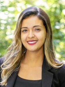 Rafaela Borges, Student Recruitment Advisor, Capilano University