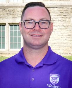 Chris Smith, Senior Liaison Officer, Western University