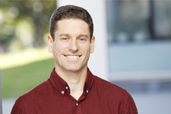 Curtis Michaelis, Recruitment & Admissions Co-ordinator, Mount Allison University