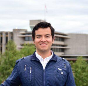 J. Miguel Capilla B., International Enrolment Advisor, Trent University