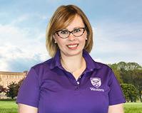Lauren Castle, Liaison Officer, Coordinator of National Recruitment, Western University