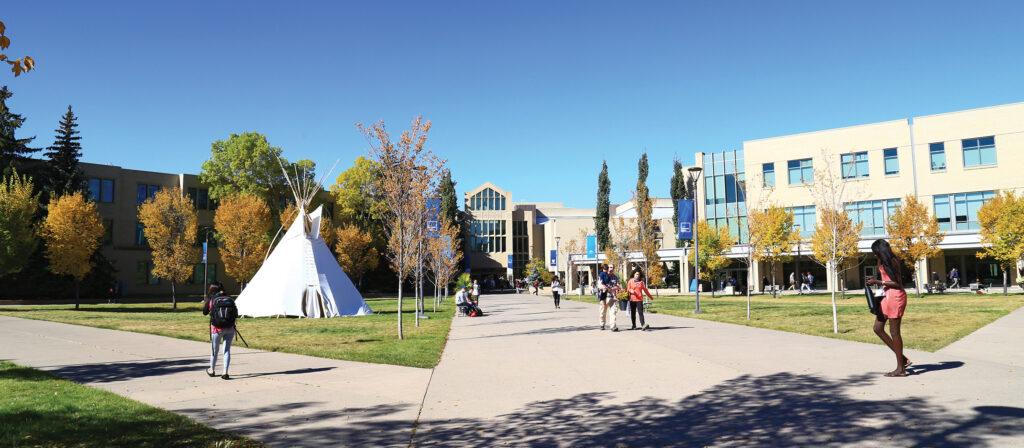 Indigenous Campus Shot Copy