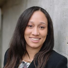 Jallisa Grimes, Admissions Manager, Trinity Western University