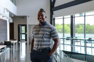 Jonathan Semugaza , Enrolment Advisor, Trent University
