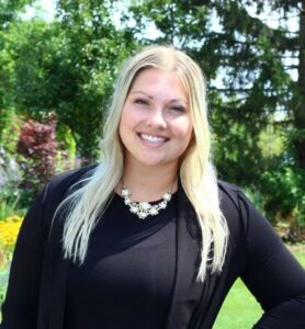 Lauren Dietrich, Liaison Officer - National & Transfer Recruitment, University of Guelph