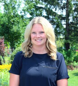 Jessica Kennedy, Liaison Officer - Secondary School Recruitment, University of Guelph
