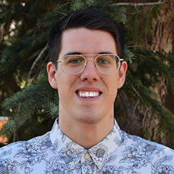 Shay Grover, Enrolment Advisor - Western Canada, Acadia University