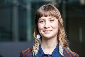 Veronica Lefebvre, Indigenous Student Recruitment Officer, Concordia University