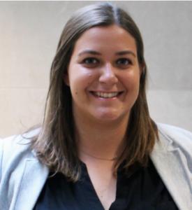 Emily Skinner, Liaison Officer, King's University College at Western University