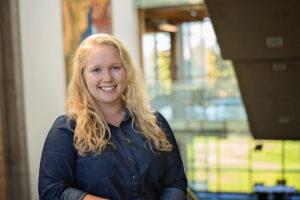 Gabi Scollon, Student Recruiter-Advisor, Thompson Rivers University