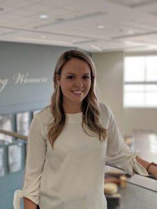 Abbey MacLeod, Student Recruitment Officer, Mount Saint Vincent University