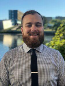 Zack Davidson, Enrolment Advisor, Trent University
