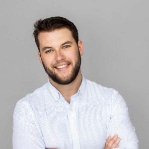 Jordan Hamilton, Student Recruitment Officer - Canada West, Saint Mary's University