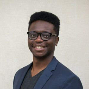 Kevin Kabeya-Mulumba, Liaison Officer, University of Ottawa
